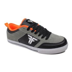 נעליים Fallen Clipper SE Cement Grey/Black Shoes