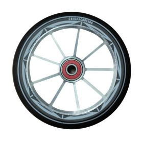 גלגל לסקוט CRSIP 120mm / 28mm Wheel Black