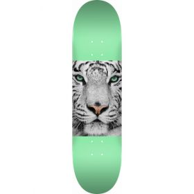 MINI LOGO CHEVRON ANIMAL TIGER 8.5 SKATEBOARD DECK