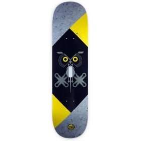 קרש לסקייטבורד HABITAT OWL ON THE PROWL 8.375 DECK