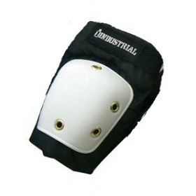 Industrial Elbow Pad - White Cap