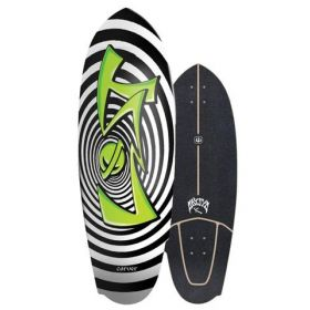 Carver 30.5 Maysym Lost Surfskate  DECK ONLY