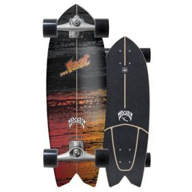 קארבר Lost Carver 29 Psycho Killer Surfskate Complete