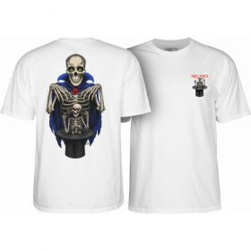 חולצה Powell Peralta Blair Magician White T-shirt