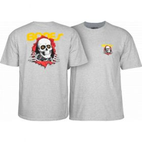חולצה Powell Peralta Ripper T-shirt - Gray