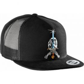 כובע Powell Peralta SAS Trucker Cap - Black