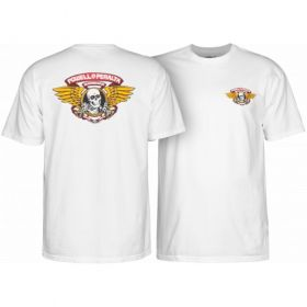חולצה Powell Peralta Winged Ripper T-shirt - White