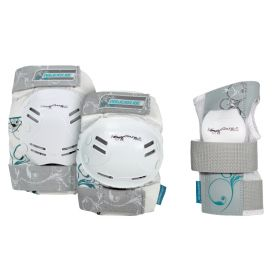Powerslide Standard Pure Tri-Pack size L