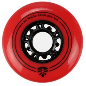 FLYING EAGLE RX WINGS WHEELS RED 4 PCS