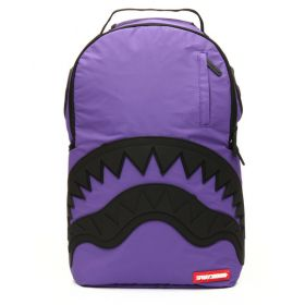 תיק גב Sprayground 3M Purple Rubber Shark Backpack