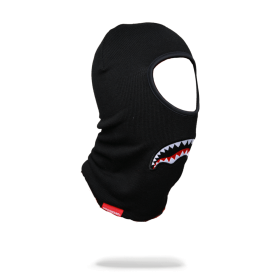 Sprayground Black SharkMouth Ski Mask