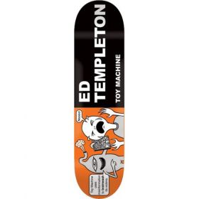 קרש לסקייטבורד TOY MACHINE TEMPLETON TRACTS DECK 8.5